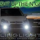2010 2011 2012 2013 Fiat Sedici Xenon Foglamps Fog Lamps Driving Lights Foglights Kit