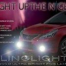 2012-2019 Nissan Versa Sedan Xenon Fog Lamps Driving Lights