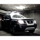Nissan Xterra Bright White Replacement Light Bulbs for Headlamps Headlights Head Lamps Lights