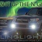 2010 2011 2012 2013 Toyota 4Runner Fog Lamp Light Kit Xenon Foglamps