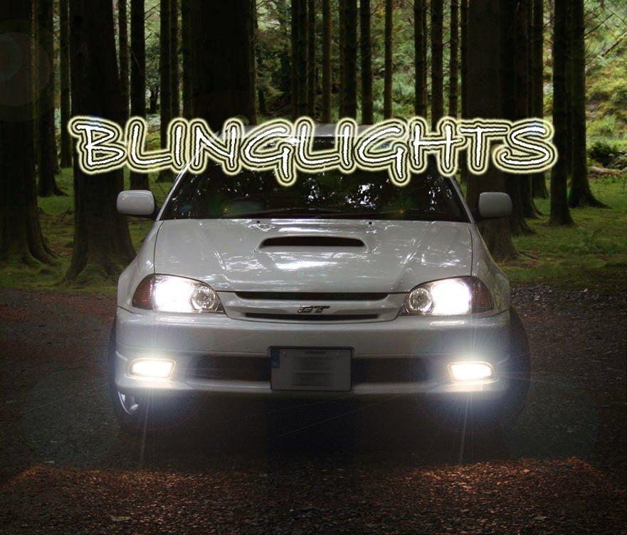 1997 1998 1999 2000 2001 2002 Toyota Caldina Xenon Fog Lamps Driving Lights Foglamps Kit