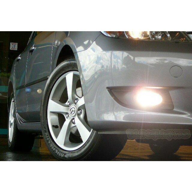 2007 2008 Mazda3 Mazda 3 Diesel BK 1 Fog Lamps Lights Kit