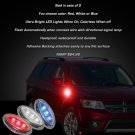 Fiat Freemont Side LED Marker Turnsignals Accent Lights Turn Signalers Accents Lamps Markers Signals