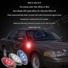 Lincoln Town Car LED Side Marker Turnsignal Accent Lights Turn Signal Marker Lamps Signalers Markers