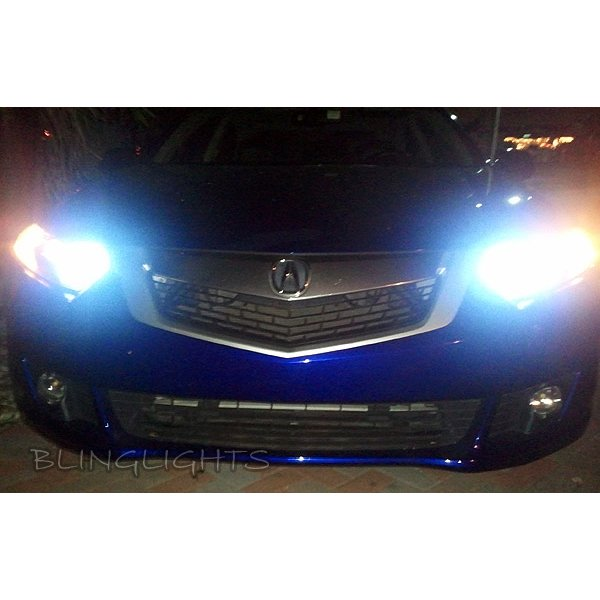 Acura TSX HID Replacement Light Bulbs for OEM Xenon Headlamps Headlights Head Lamps HIDs Lights