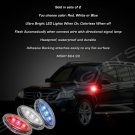 Mercedes-Benz GLK350 GLK 350 LED Side Marker Turnsignal Lights Accent Turn Signal Lamps Signalers