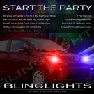 2008 2009 2010 2011 2012 Scion xD Strobe Light Kit Headlamps Headlights Head Lamps Strobes Lights