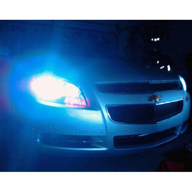 Chevy Malibu Head Lamps Xenon HID Lights Conversion Kit 55watt