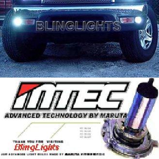 1999 2000 2001 2002 Toyota 4Runner Fog Lamp Light Bulbs Set Bright White
