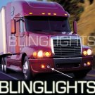 Freightliner Century Halo Fog Lamps Angel Eye Driving Lights Foglamps Foglights Drivinglights Kit