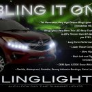 Mazda BT-50 BT50 LED Strip Lights DRL Head Lamp Kit Set Day Time Running Lighting