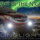 Mazda BT-50 BT50 Xenon Fog Lamps Driving Lights Kit Set Foglamps Foglights Drivinglights