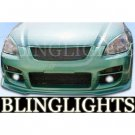 Fog Lights for 2002-2006 Nissan Altima Extreme Dimensions Body Kit