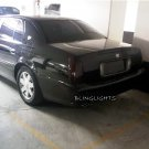 2000 2001 2002 2003 2004 2005 Cadillac DeVille Tinted Protection Overlays Taillamps Taillights Film