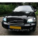 Subaru Forester Bright White Head Lamp 4750K Light Bulbs