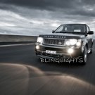 2010 2011 2012 Range Rover Sport HSE Xenon Foglamps Foglights Fog Lamps Driving Lights Kit