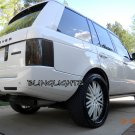 Range Rover L322 Tinted Smoked Taillamps Taillights Tail Lamps Lights Protection Overlays Film
