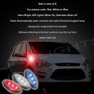 Ford Grand C-Max LED Side Marker Turnsignals Lights Accent Turn Signals Lamps Signalers Markers LEDs