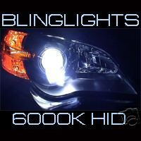 H4 9003 HB2 6000K 55 Watt High Low Xenon HID White Blue Light Lamp Conversion Kit 55w System JDM
