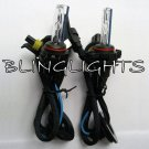 H16 5202 9009 Replacement HID Conversion Light Bulb Set Pair
