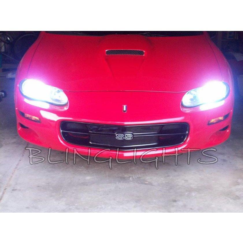 1998 1999 2000 2001 2002 Chevrolet Chevy Camaro Xenon HID Conversion Kit for Headlamps Headlights