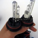 9007 HB5 Size High Low Xenon HID Conversion Kit Light Bulbs Replacement Bulb Set Pair of 2