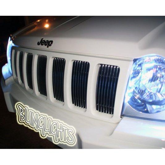 Jeep Grand Cherokee ZJ WJ WK WK2 Bright White Light Bulbs for Headlamps Headlights