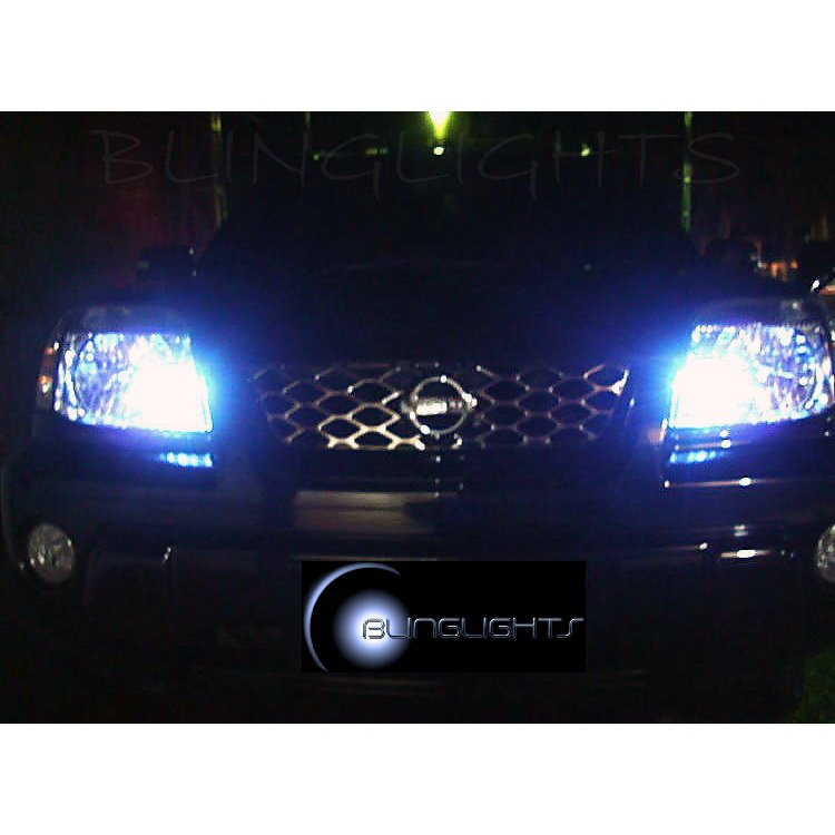 Nissan X-Trail Xtrail Xenon 55watt HID Conversion Kit for Headlamps Headlights Head Lamps Lights