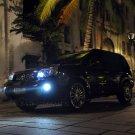 2001-2007 Nissan X-Trail Xenon Fog Lamps Driving Lights Xtrail Kit