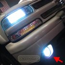 2001 2002 2003 2004 2005 2006 Chevrolet Chevy Tahoe Z71 Angel Eye Fog Lamp Light Kit