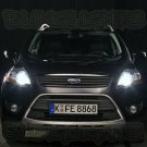 Ford Kuga Bright White Replacement Light Bulbs for Headlamps Headlights Head Lamps Lights