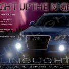 2009 2010 2011 2012 Audi Q5 Xenon Fog Lamps Driving Lights Foglamps Foglights Kit