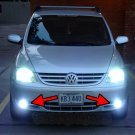 2003 2004 2005 2006 2007 2008 2009 Volkswagen VW Fox Xenon Fog Lamps Lights Foglamps Foglights Kit