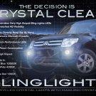 Mitsubishi Shogun LED Fog Lamps Driving Lights Kit 2007 2008 2009 2010 2011 2012 2013 Foglamps
