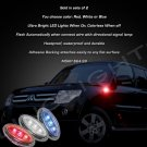 Mitsubishi Montero LED Side Marker Turnsignals Lights Accents Turn Signals Lamps Signalers Markers