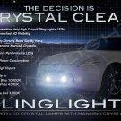 Nissan 370Z LED Grille Fog Lamp Driving Light Fairlady Z Z34 Kit