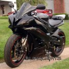 2010 2011 Yamaha R6 YZF-R6 Tint Protection Overlays for Headlamps Headlights Head Lamps Lights