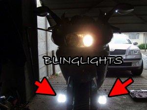 1997-2007 Ducati ST2 ST3 ST3s ST4 ST4s LED Driving Lights Lamps Kit