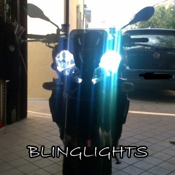 2006-2011 Aprilia Tuono Xenon HID Conversion Kit Headlamps Headlights Head Lamps Lights