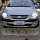 Hyundai Getz Bright White Replacement Light Bulbs for Headlamps Headlights Head Lamps Lights