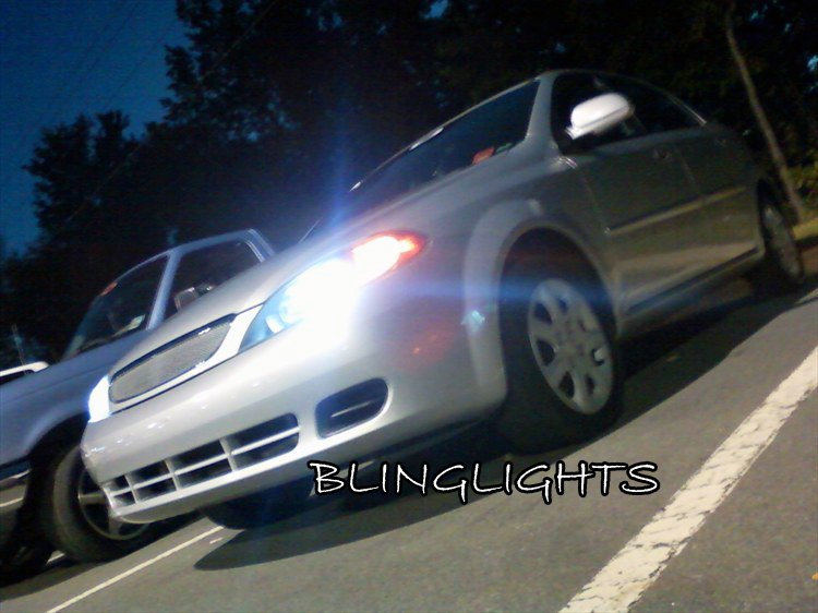 Suzuki Reno Bright White Replacement Light Bulbs for Headlamps Headlights Head Lamps Lights