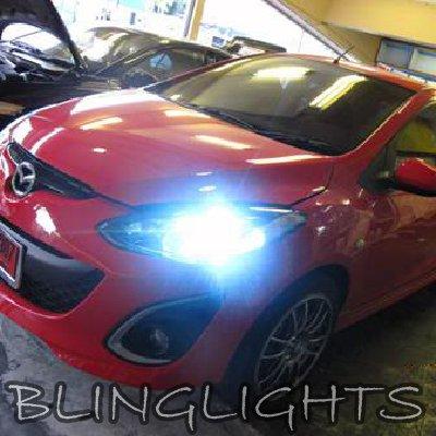 Mazda2 HID Headlamp Xenon Headlight Conversion Kit