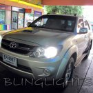 Toyota Fortuner Bright White Replacement Light Bulbs for Headlamps Headlights Head Lamps Lights