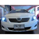 Toyota Altis Bright White Replacement Light Bulbs for Headlamps Headlights Head Lamps Lights