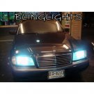 1993-2000 Mercedes C-Class W202 Xenon HID Conversion Kit for Headlamps Headlights Head Lights Lamps