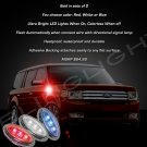 Ford Flex LED Side Markers Turnsignals Lights Accents Turn Signals Lamps Accent Marker Signalers