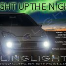 SEAT Mii Xenon Fog Lamps Driving Lights Foglamps Foglights Drivinglights Kit