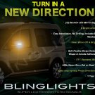 Volkswagen VW Caddy LED Side View Mirrors Turnsignals Lights Mirror Turn Signals Lamps Signalers