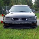 97 98 99 Acura CL Tinted Smoked Headlamps Headlights Overlays Film Protection