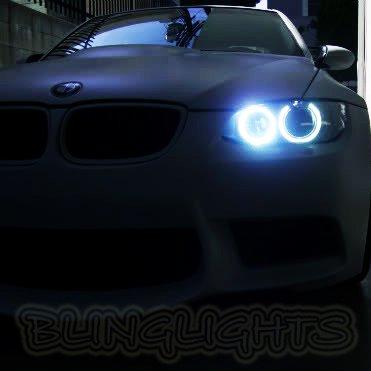 Brightest 10w Halo Angel Eye Upgrade LED Light Bulbs for BMW E39 E53 E61 E63 E64 E83 White 10 Watt